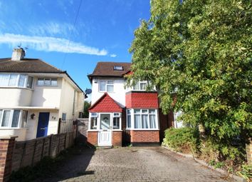Thumbnail 4 bed semi-detached house to rent in Beech Way, Twickenham