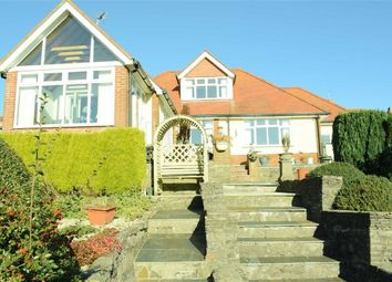 Thumbnail 3 bed detached bungalow for sale in Lon Cedwyn, Sketty, Swansea