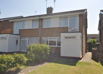 Thumbnail 4 bed semi-detached house for sale in Kingfisher Walk, Linton, Cambridge