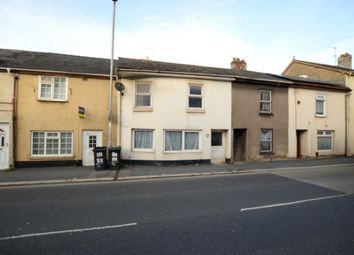 Thumbnail 3 bed terraced house for sale in East Street, Newton Abbot, Devon