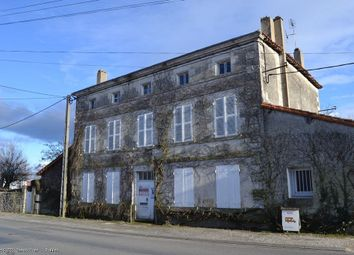 Thumbnail 7 bed property for sale in Ruffec, Poitou-Charentes, 16700, France