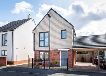 Thumbnail 3 bed detached house for sale in Teagues Way, Cinderford