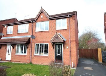 Thumbnail 3 bedroom semi-detached house for sale in Mercia Close, Giltbrook, Nottingham