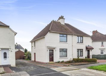 Thumbnail 2 bed semi-detached house for sale in Scott Road, Kilmarnock