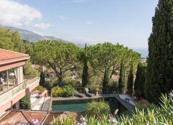 Thumbnail 5 bed villa for sale in Roquebrune Cap Martin, Menton, Cap Martin Area, French Riviera