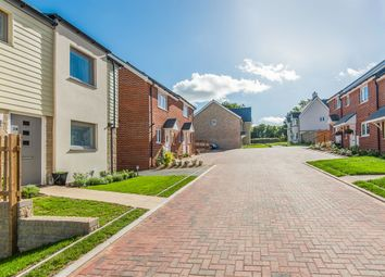 Thumbnail 3 bedroom semi-detached house for sale in Cloakham Lawns, Chard Road, Axminster