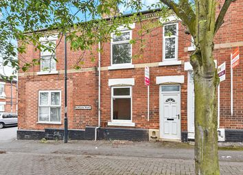 Thumbnail 3 bedroom terraced house for sale in Gordon Road, Derby