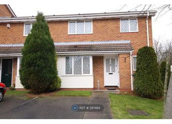 Thumbnail 2 bed semi-detached house to rent in Ash Drive, Swadlincote