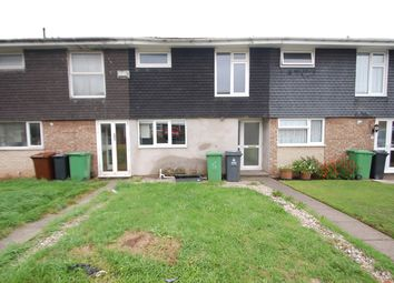 Thumbnail 3 bed terraced house for sale in Boswell Close, Darlaston, Wednesbury