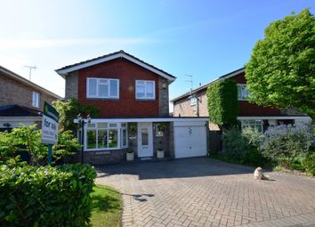 Thumbnail 4 bed detached house for sale in Wey Close, Ash, Guildford, Surrey