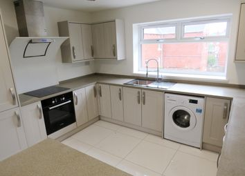 Thumbnail 2 bed property to rent in Moorthorpe, South Elmsall, Pontefract