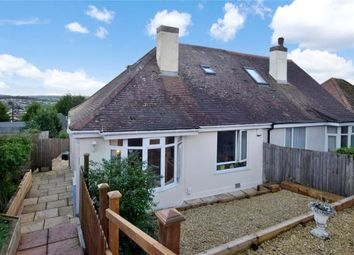 Thumbnail 3 bed semi-detached bungalow for sale in Pines Road, Paignton, Devon