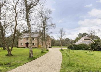 Thumbnail 4 bed detached house for sale in Wayside Road, Ringwood, Dorset