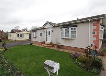 Thumbnail 2 bed bungalow for sale in Parkhome Estate, Hall Road, Swillington, Leeds