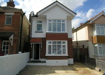 Thumbnail 5 bed property to rent in Denmark Road, Winton, Bournemouth