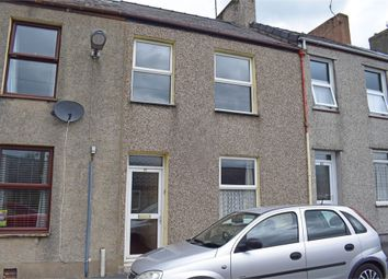 Thumbnail 2 bed terraced house for sale in Mountain Street, Caernarfon, Gwynedd