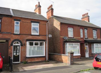 Thumbnail 3 bed terraced house for sale in Outwoods Street, Burton-On-Trent