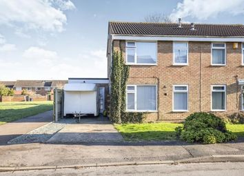 Thumbnail 3 bed semi-detached house for sale in Abbotswood Road, Brockworth, Gloucester, Gloucestershire