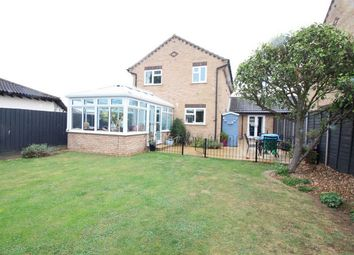 Thumbnail 5 bed detached house for sale in Crane Street, Brampton, Huntingdon