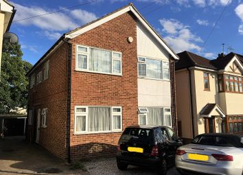 Thumbnail 2 bedroom maisonette for sale in Church Road, Harold Wood, Romford, Essex.