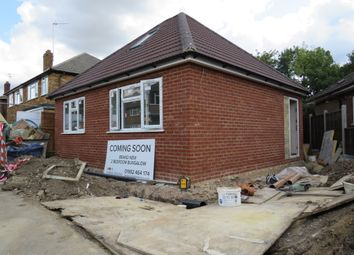 Thumbnail 2 bed detached bungalow for sale in Dudley Avenue, Cheshunt, Waltham Cross