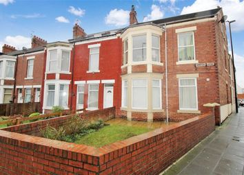 Thumbnail 2 bed flat for sale in York Road, Whitley Bay
