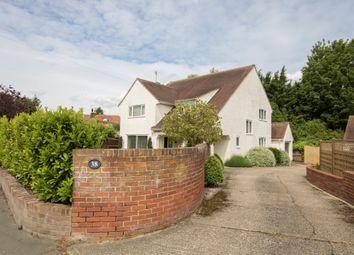 Thumbnail 4 bed detached house for sale in Pelham Road, Clavering, Saffron Walden
