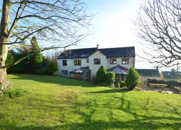 Thumbnail 4 bed detached house for sale in Westrip, Stroud