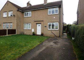 Thumbnail 3 bed semi-detached house to rent in Chatsworth Avenue, Crich, Matlock