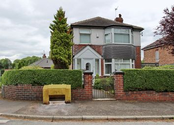 Thumbnail 3 bed semi-detached house for sale in Mountside Crescent, Prestwich, Manchester
