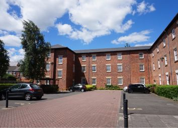 Thumbnail 2 bed flat to rent in Nightingale Close, Chesterfield
