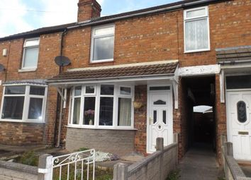 Thumbnail 2 bed terraced house for sale in Stoneley Avenue, Crewe, Cheshire