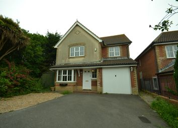 Thumbnail 4 bed detached house to rent in Tuppenney Close, Hastings