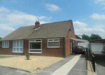 Thumbnail 2 bed semi-detached bungalow for sale in Cornwall Drive, Bury