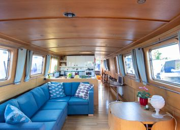 Thumbnail 1 bed houseboat for sale in Portsmouth Road, Surbiton