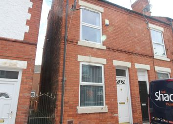 Thumbnail 3 bed end terrace house to rent in Constance Street, New Basford