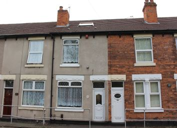 Thumbnail 2 bedroom terraced house for sale in Lewis Street, Bilston