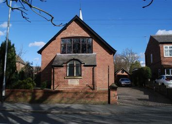 Thumbnail 3 bed detached house for sale in Golborne Road, Warrington, Cheshire
