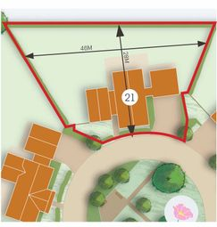 Land for sale in Plot 21 (Serviced Plot), Springfield Meadow, Southmoor OX13