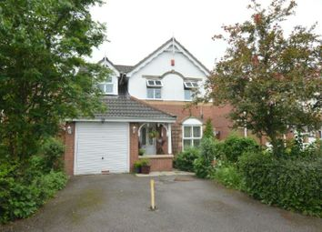 Thumbnail 3 bed detached house for sale in Collins Close, Thorpe Astley, Leicester