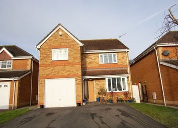Thumbnail 4 bed detached house for sale in 25, Rhodfa Felin, Barry, Vale Of Glamorgan, Vale Of Glamorgan