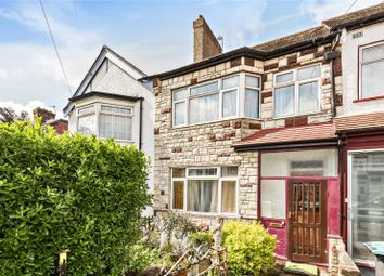 Thumbnail 4 bedroom terraced house for sale in Norfolk Avenue, Palmers Green, London
