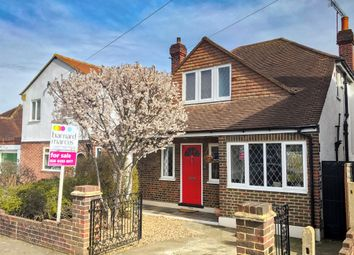 Thumbnail 3 bedroom detached house for sale in Francis Close, Ewell, Epsom