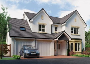 "Thumbnail 4 bedroom detached house for sale in ""Humber"" at Monifieth"