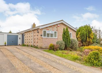 Thumbnail 2 bed detached bungalow for sale in Burnt Hills, Cromer