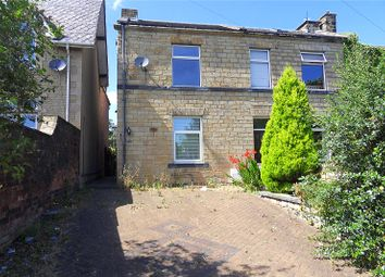 Thumbnail 2 bed end terrace house for sale in Flash Lane, Mirfield, West Yorkshire