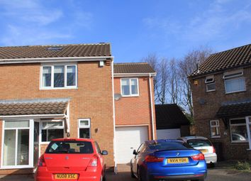 Thumbnail 3 bed semi-detached house for sale in Mildenhall Close, Hartlepool