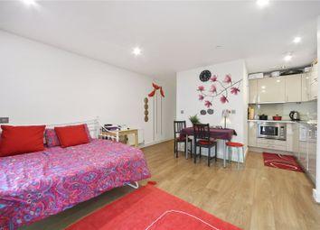 Thumbnail 1 bed flat for sale in Craig Tower, 1 Aqua Vista Square, London
