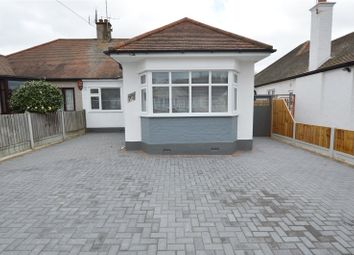 Thumbnail 2 bedroom semi-detached bungalow for sale in Walsingham Road, Southend On Sea, Essex