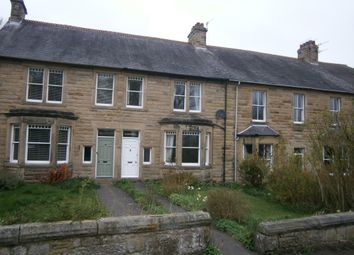 Thumbnail 3 bed terraced house to rent in Windmill Hill, Hexham